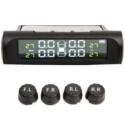 LT - 468 Intelligent Stable Durable External Sensor Tire Pressure Monitoring System  0209