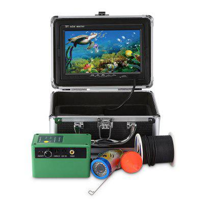 1000TVL Underwater Fish Finder Fishing Camera Set 7.0 inch Display