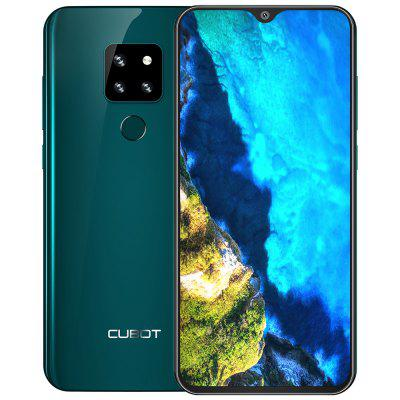 CUBOT P30 4G Phablet 6.3 inch Android 9.0 4GB RAM 64GB ROM Face ID Fingerprint Recognition