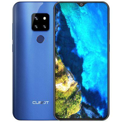 CUBOT P30 4G Phablet 6.3 inch Android 9.0 4GB RAM 64GB ROM Face ID Fingerprint Recognition Image
