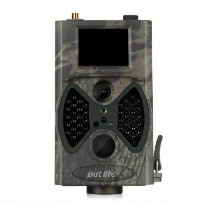 HC - 300M Digital Trail Camera 16 MP 1080P 40pcs Infra LEDs 940nm Night Vision -0212