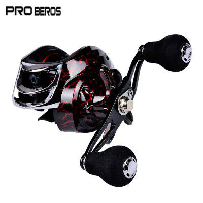 PRO BEROS DW121 Metal Fishing Reel Aluminum Alloy 18-1 Ball Bearings Spool