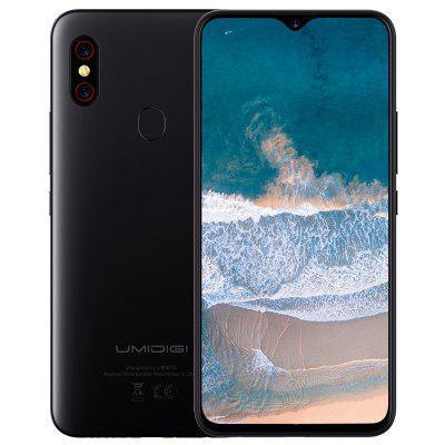 UMIDIGI F1 4G Phablet 6.3 inch Android 9.0 Helio P60 Octa Core 2.0GHz 4GB RAM 128GB ROM Image