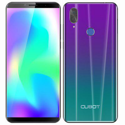 CUBOT X19 4G Phablet 5.93 inch Android 8.1 MT6763T  Helio P23  Octa-core 2.5GHz 64-bit 4GB 64GB Image