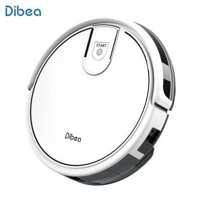 Dibea DT550 Household Sweeping Machine Vacuum Cleaner- Chinese Plug 2-pin