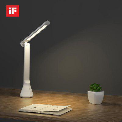 YEELIGHT YLTD11YL 40 Hours Lasting Time Light Portable Three Dimmer USB Folding Charging Small Table Lamp