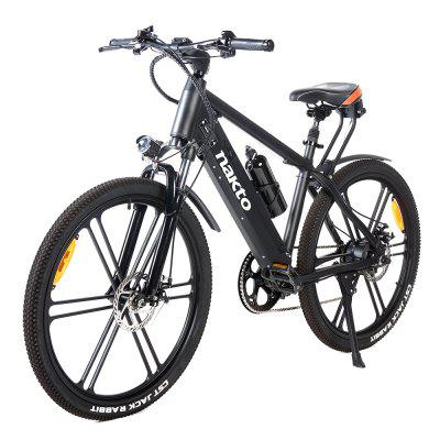 NAKTO Electric Bicycle 26 inches lithium battery 48V10AH Battery Image