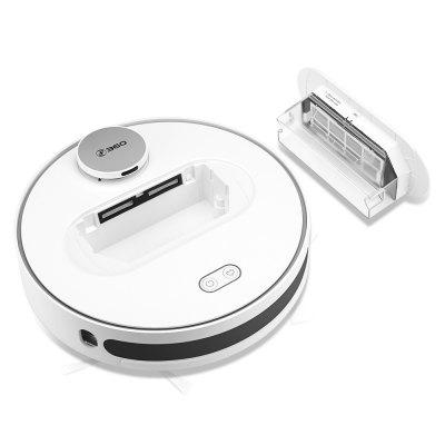 360 S6 Robotic Vacuum Cleaner Automatic Remote Control Cleaning Robot Off-limit Areas Setting