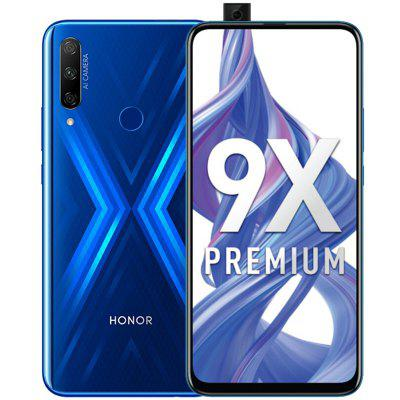 HUAWEI Honor 9X 4G Cellphone 6.59 inch Android 9.0 Kirin 710F Octa Core 6GB RAM 128GB ROM 3 Rear Camera 4000mAh Battery Global Version Smartphone