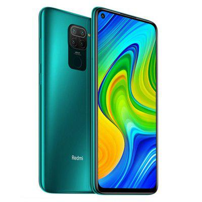 Xiaomi Redmi Note 9 4G Smartphone MTK Helio G85 Octa Core 2.0GHz 6.53 inch 48MP + 8MP + 2MP + 2MP 5020mAh Battery Global Version Cellphone Image