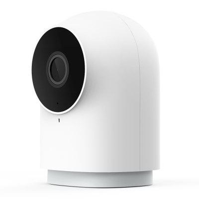 Фото - Aqara G2H Smart Camera 1080P Gateway Edition Zigbee Linkage Smart Devices IP Wifi Wireless Cloud Home Security with Apple Homekit new winter warm at home women s slippers comfortable soft plush indoor shoes with big bowknot female house skid slippers
