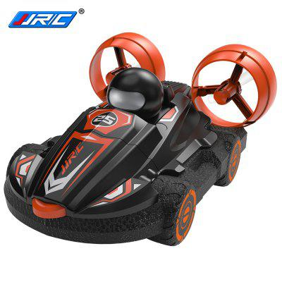 JJRC Q86 4WD Amphibious 2 in 1 RC Drift Car Speedboat All-round Control Summer Outdoor Remote Control  Toy for Kids apply insecticide for mosquito control