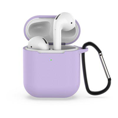 Colorful Silicone Case for AirPods Wireless Bluetooth Earphones Charging Box Protective Cover Cases