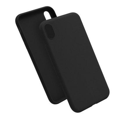 Soft TPU Luxury Mobile Phone Case for iPhone 6 6S Plus 7 8 Plus X XR XS Max Silicone Frosted Cases