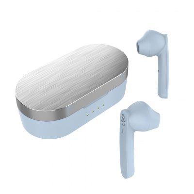 TWS-09 Touch Button Wireless Bluetooth Earphones for iPhone iPad Android Phone With Charging Case