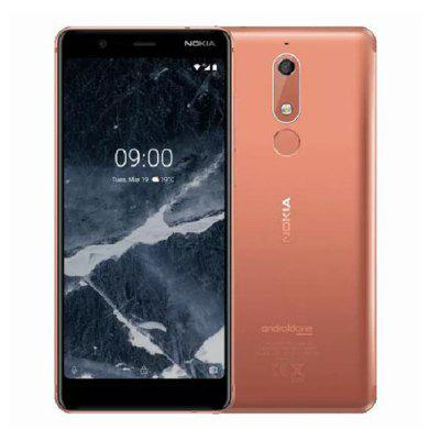 NOKIA 5.1 Global Version 5.5 inch MTK MT6755S Octa core 4G Smartphone Image