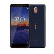 Gearbest NOKIA 3 .1 Global Version 5.2 inch ROM MTK MT6750N Octa core 4G Smartphone