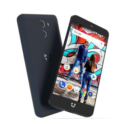 Wileyfox Swift 2 Handphone RAM Layar Curved HD 8.1 4G LTE Dual SIM Card