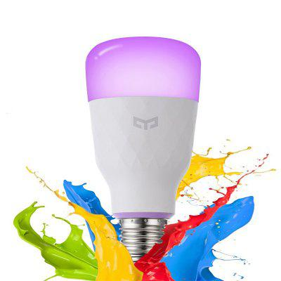 Yeelight Ecosystem ProductColorful Bulb E27 Smart APP WIFI Remote Control Smart LED Light