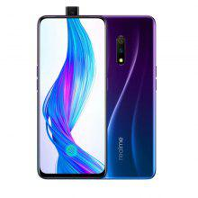 CN Version OPPO REALME X Snapdragon Mobile Phone 48MP Dual Camera Android 9