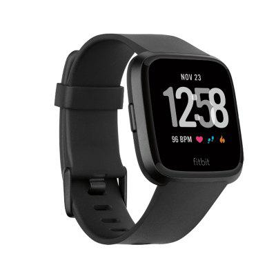 Fitbit Versa Smart WatchWater Resistant 15 Plus Exercise Modes Image