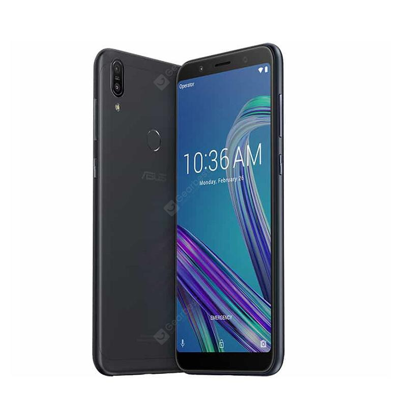 Asus ZenFone Max Pro M1 ZB602KL 6 inch 4G LTE 4GB 64GB Smartphone Snapdragon 636 Touch Android CellPhone