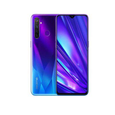 Realme 5 Pro 6.3inch 4035mAh 128GB ROM 48MP 16MP Quad Cameras Mobile Phone Image