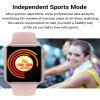 V10  Body temperature monitoring smart bracelet waterproof smart watch Android smart watch for ios