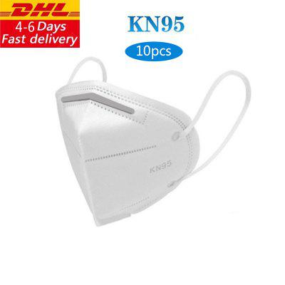 Ordinary Non-Medical Masks KN95 95 Percent Filtration Splash PM2.5 Comfortable with CE Certification