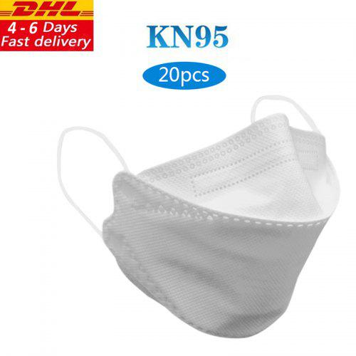 Ordinary Non-Medical Child  Masks KN95 95 Percent Filtration Splash With CE Certification