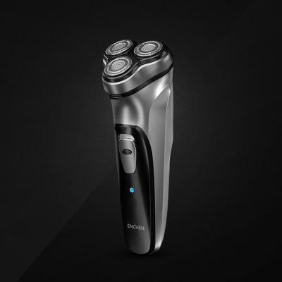 Xiaomi Eco-chain Enchen BlackStone 3D Electric Shaver Razor for Men Beard Hair Trimmer USB Type-C Rechargeable