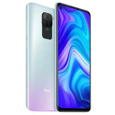 Xiaomi Redmi Note 9 Global Version 6.53 Inch 48MP Quad Camera 5020mAh Helio G85 Octa Core 4G Smartphone Image