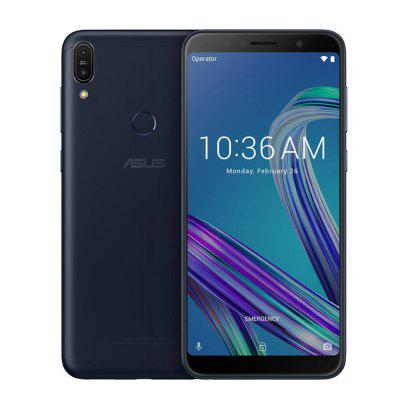 ASUS ZenFone Max Pro M1 ZB602KL Global Version 6.0 inch FHD+ 5000mAh 16MP+5MP Dual Rear Cameras Snapdragon 636 4G Smartphone Image