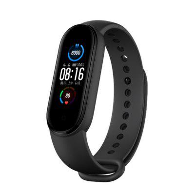 Xiaomi Mi Band 5 Smart Wristband 1.1 inch Color Screen Wristband with Magnetic Charging 11 Sports Model Remote Camera Bluetooth 5.0