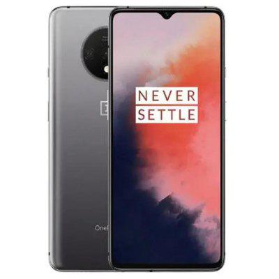 OnePlus 7T US Version Single card 6.55 Inch HDR10+ 90Hz NFC 3800mAh 48MP Triple Rear Cameras UFS 3.0 Snapdragon 855 Plus Octa Core 2.96GHz Image