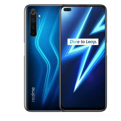 Realme 6 Pro RU Version 64MP Cam Snapdragon 720G 90Hz Display 30W Flash Charge 4200mAh Image