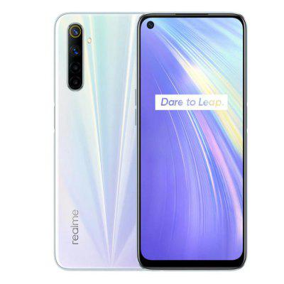 Realme 6  RU Version 90Hz Display Helio G90T 30W Flash Charge 4300mAh Battery 64MP Camera Image