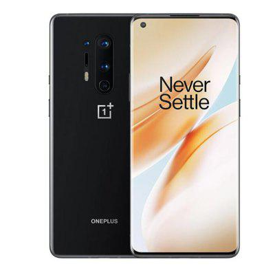 OnePlus 8 Pro 5G Global Rom 6.78 inch QHD+ 120Hz Fluid Display IP68  Android10 4510mAh 48MP Quad Rear Camera Snapdragon 865 Smartphone