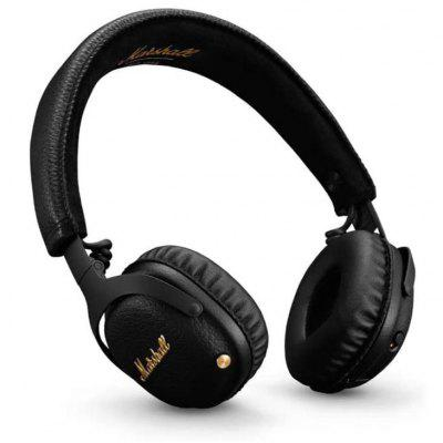 Фото - Marshall Mid ANC Bluetooth  with Multi-way Control Button Foldable Manual Noise Reduction Wireless Earphones multi points bluetooth 4 0 audio transmitter