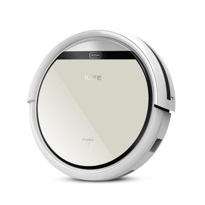 ILIFE V5 Robot Vacuum Cleaner with Sweeping Dry Remote control wireless automatic recharge Image