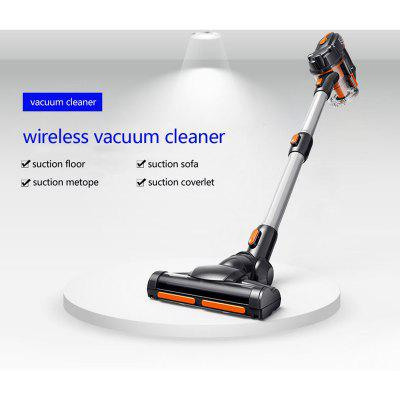 Wireless Vacuum Cleaner Big Suction Long Lasting Li-ion Battery Powered Handheld Vacuum Cleaner