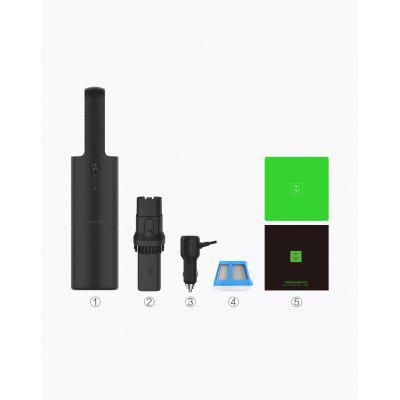 Original XIAOMI Cleanfly FVQ Portable Car Handheld Vacuum Cleaner for home Wireless Strong Cyclone