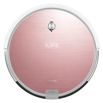 ILIFE X620 robot vacuum cleaner wet and dry automatic recharge virtual wall for pet hair