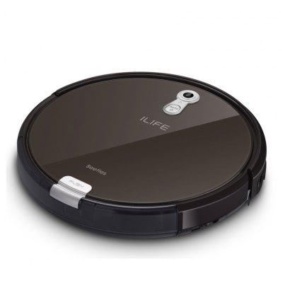 ILIFE X660 Robotic Vacuum cleaner with Camera Navigat for Pet Hair Connecte Sweeping and Mopping