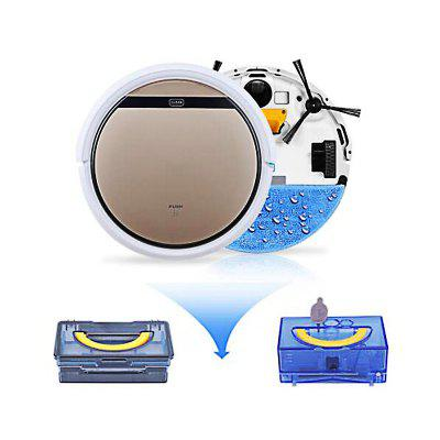 ILIFE V5s Pro Vacuum Cleaner Robot Sweep Wet Mop Automatic Recharge for Pet hair Powerful Suction Image