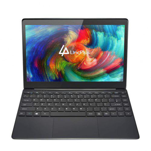 LincPlus P1 13.3 inch slim Metal Laptop Intel Celeron N4000 4GB RAM 64GB eMMC Full HD panel
