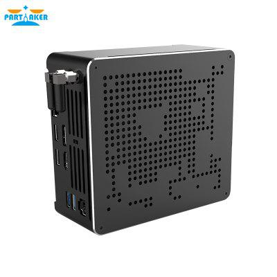 Gaming Mini PC i7 8850H i7 8750H i9 8950HK 6 Core i5 2 Lan Windows 10 2XDDR4 2XM.2 NVME AC WiFi Image