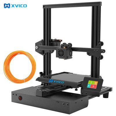 XVICO X3 Pro 3D Printers DIY Kit Aluminum Printing Machine with Filament Run Out Detection Sensor