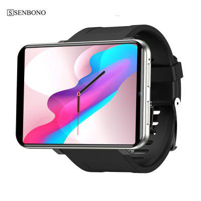 SENBONO 4G Smart Watch Android 7.1 3GB 32GB 5MP Camera 480x640 Resolution Smartwatch Men