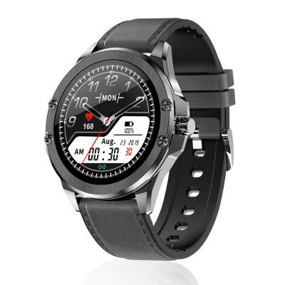 ekslen k88h bluetooth smart watches wristwatch mtk2502 heart rate monitor health wrist whatch clock for android phone ios wear SENBONO S11 2020 Multi-dial Smart Watch Fitness Tracker Heart Rate Monitor Clock For Android IOS